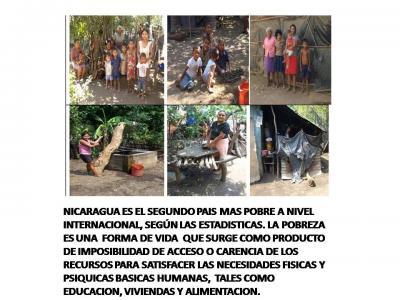 Pobreza en La Comarca la Ceiba - León